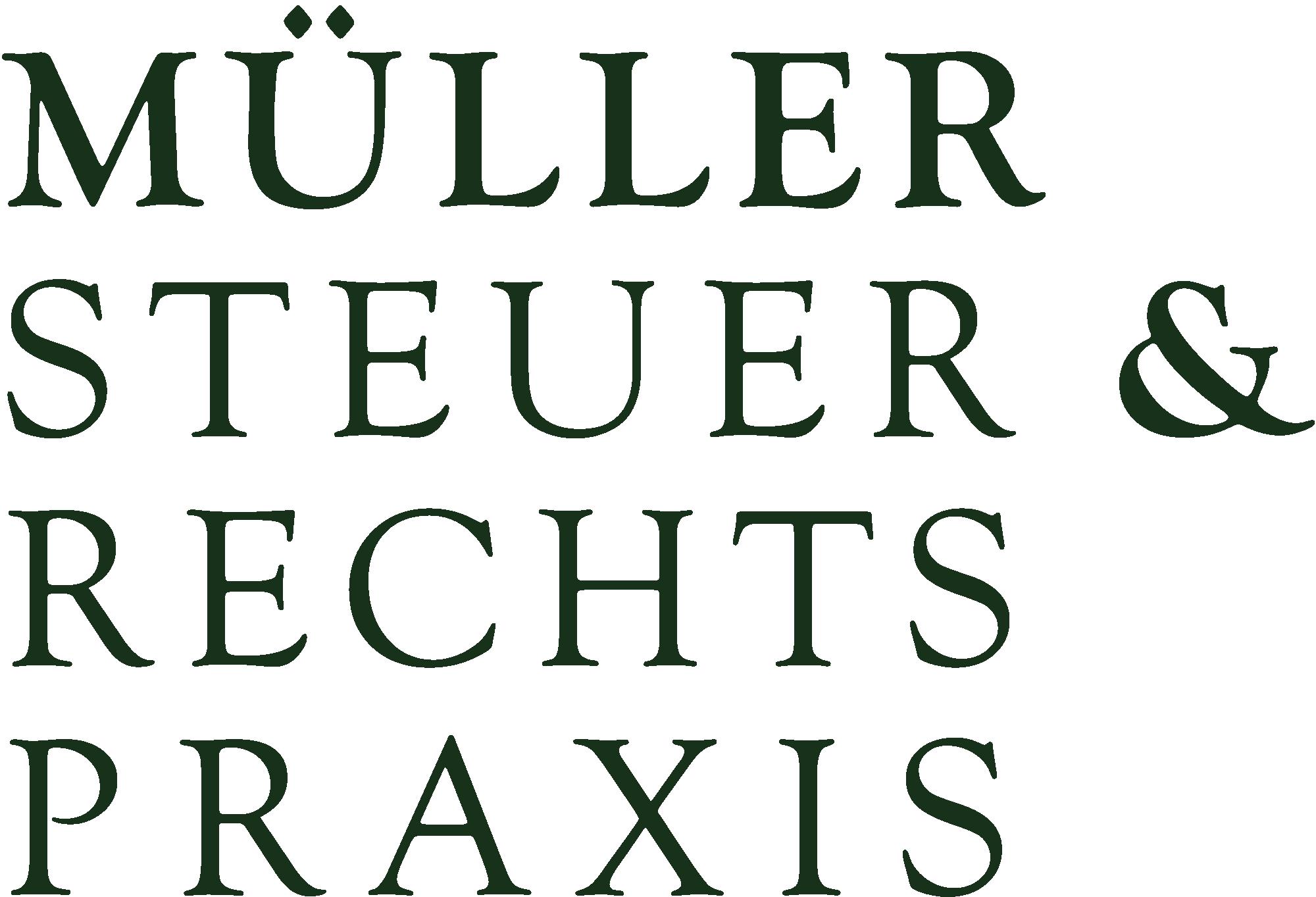Müller Steuer- & Rechtspraxis